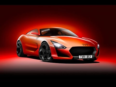 Meet the owners of TVR - Les Edgar and John Chasey exclusive