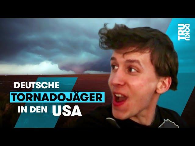 Tornadojäger – Wie Stormchaser Wirbelstürme jagen | TRU Doku
