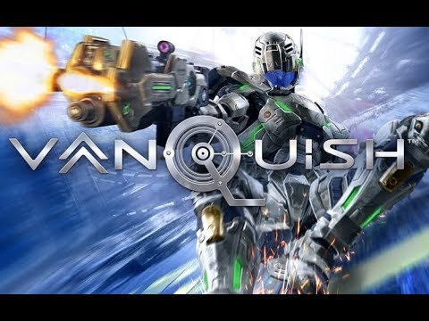 Vanquish - Gameplay - Games With Gold de Maio - Xbox 360