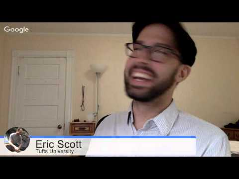 Let's Talk Tea with Eric Scott (4 Oct 2015)