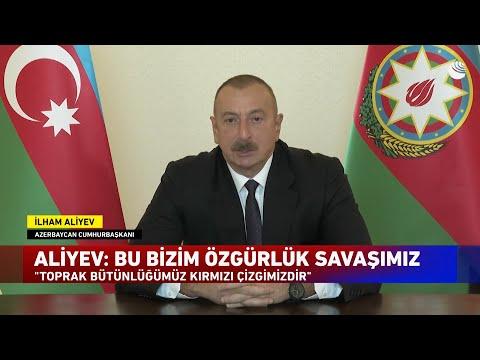 İlham Aliyev'den Zafer Haberi: Azerbaycan Ordusu Fuzuli, Cebrail ve Hocavend'de 6 Köyü Kurtardı!