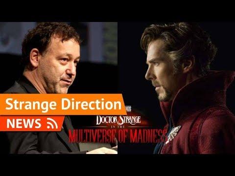 Sam Raimi Taking Over Doctor Strange Discussion