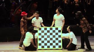 """Teater Cahaya UMT """"Konser Turbulensi - Bermain Catur"""""""