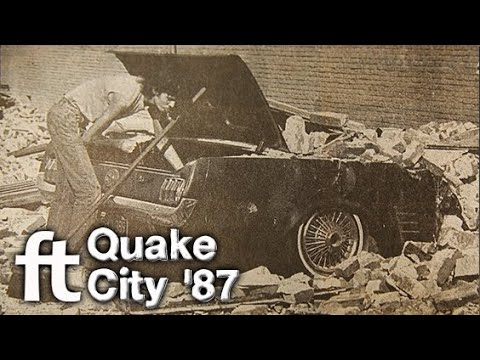 Quake City '87 - A Forgotten Tale of Whittier