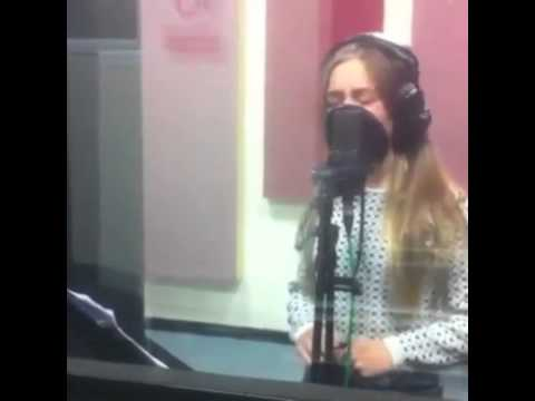 Connie Talbot - Chandelier {2014} - YouTube