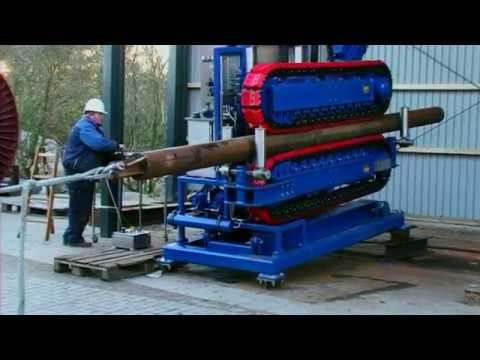 CEMAC – Offshore Track Tensioners load test