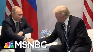 Republicans Overcome Dem Objections To Easing Russia Sanctions | Rachel Maddow | MSNBC