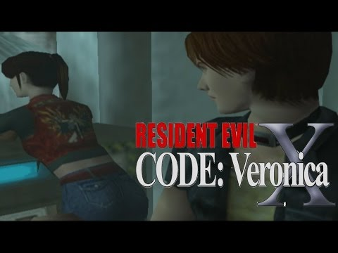 Resident Evil: Code Veronica X [Part 11] Antarctic Facility with a Bug Problem