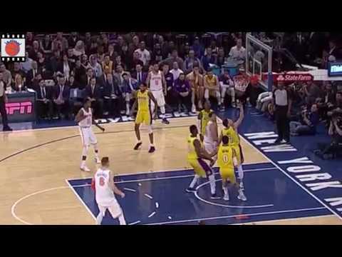Knicks Film Study: Michael Beasley Overtime Highlights vs Lakers