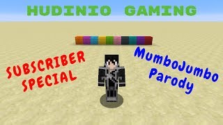 What Does 10 Look Like In Minecraft? (MumboJumbo parody) -  HudinioGaming - 10 sub special