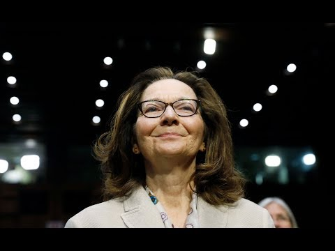 Trump's CIA pick, Gina Haspel, at Senate confirmation hearing - watch live