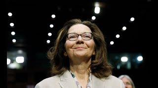 Trump's CIA pick, Gina Haspel, at Senate confirmation hearing - watch live thumbnail