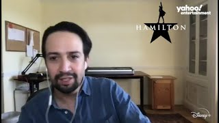 Lin-Manuel Miranda and the cast and crew of 'Hamilton' on why the film version is so important