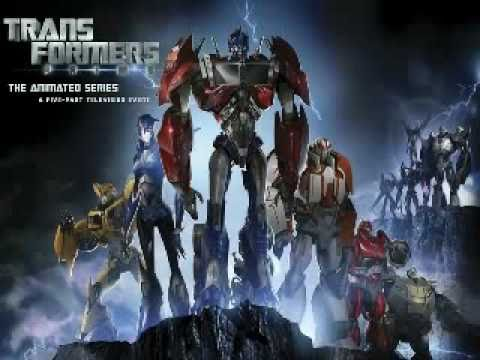 Transformers Prime Review Episode 1 (Pt 1 of 2)