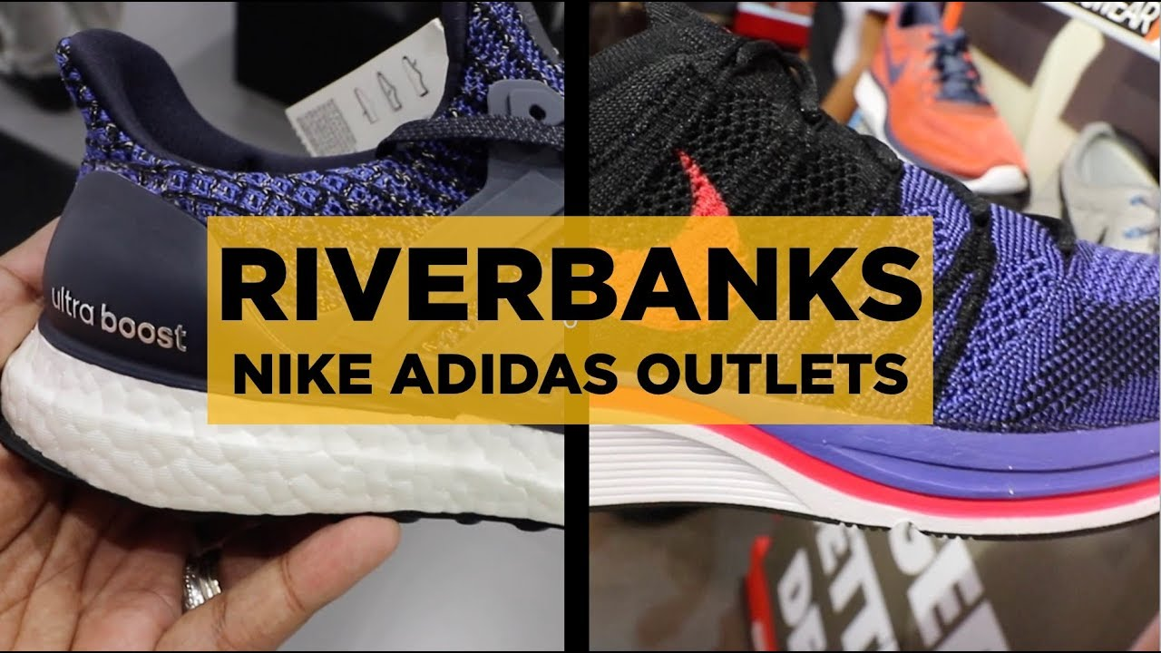 d0a5e8e45557 ANOTHER ONE  RE-VISITING THE ADIDAS   NIKE MARIKINA RIVERBANKS OUTLETS