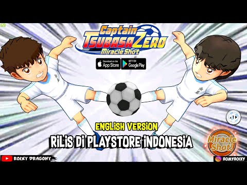 English Version !!! Captain Tsubasa ZERO -Miracle Shot (ENG) Android Gameplay - 동영상