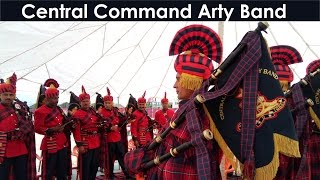 Magical Bagpipe Performance by Army Band