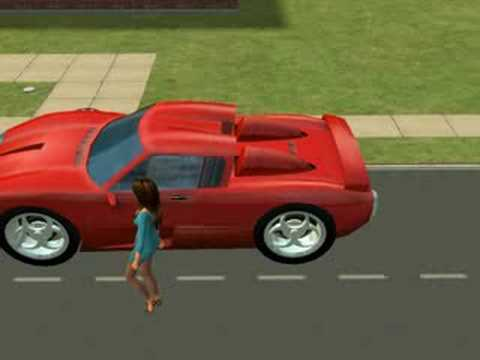 Usher - Simple Things Sims 2