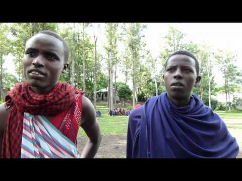 Maasai Discuss Religion