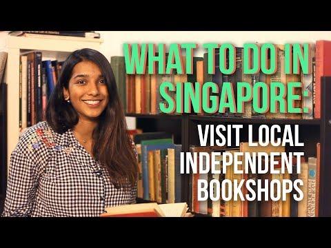 Bookshops In Singapore - 5 Incredible, Independent Bookshops To Visit - Sara's Take