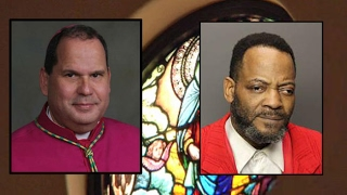 Black Man Raped As A Child By Catholic Priest. Comes Back As A Man And DROPS HIS PUNK ASS