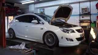 Обзор Opel Astra J 2011