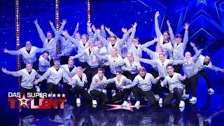 Coole Tänzer begeistern die Jury mit ihrer besonderen Botschaft | Das Supertalent vom 05.10.2019