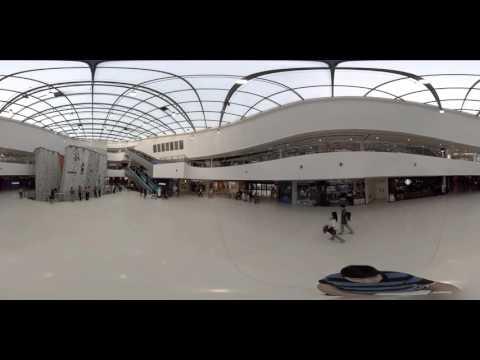 360° Video - Kallang Wave Mall at Singapore Sports Hub