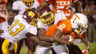 Treveon Walker RB (Texas High) Texarkana, TX 2014