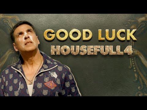 Housefull 4   Good Luck  Akshay Riteish Bobby Kriti S Pooja Kriti K Sajid N Farhad  Oct 25 Mp3