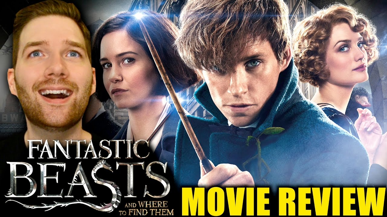 4f39fbb904a Fantastic Beasts and Where to Find Them - Movie Review - YouTube