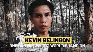 ONE Feature | Kevin Belingon Embraces The Pressure