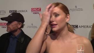 Bryce Dallas Howard at BAFTA TEA Party 2017