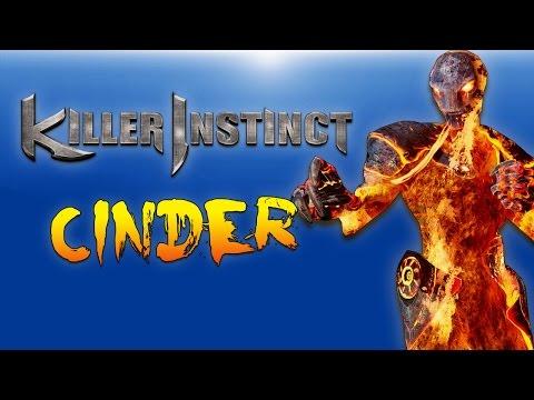 Killer Instinct Season 2 (Fighting with Cinder!!!)