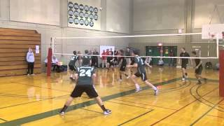 Jack Cole # 2, Class of 2015 , NCVA Power League #4, Dec 7, 2013