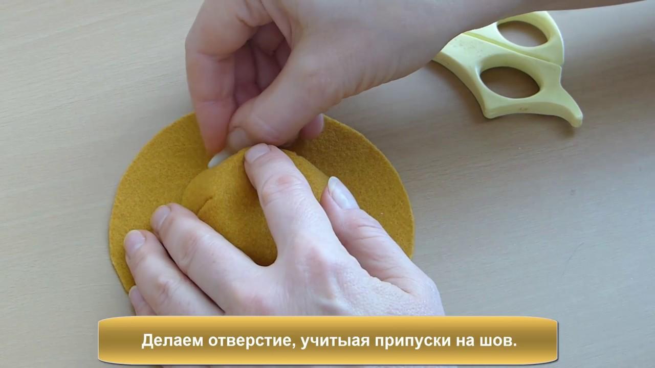 DIY: ПОМПОН / Кака сделать помпон для шапки? - YouTube