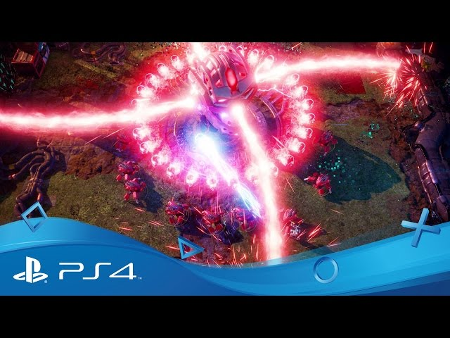 Nex Machina | PSX 2016 Announcement Trailer | PS4