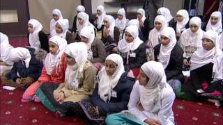 Gulshan-e-Waqfe Nau (Nasirat) Class, Norway: 22nd December 2012