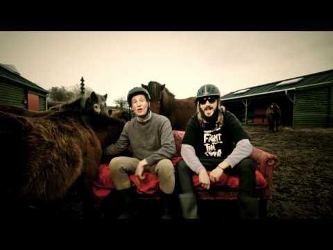 JONNY HEFTY & JØDEN - Vi går aldrig hjem (OFFICIEL VIDEO)