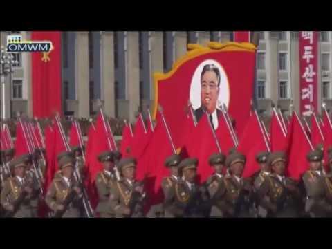 North Korea | Seven Nation Army (Glitch Mob Remix)
