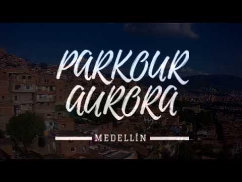 Parkour aurora Boys - Never give up