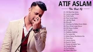 ATIF ASLAM Songs 2021 - Best Of Atif Aslam 2021 - Latest Bollywood Romantic Songs Hindi Songs