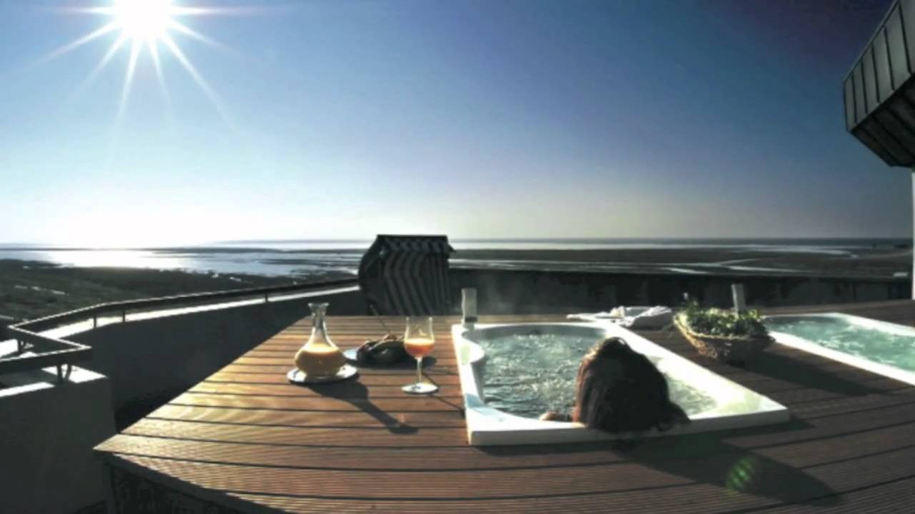 video wellness in st peter ording urlaub schleswig holstein youtube. Black Bedroom Furniture Sets. Home Design Ideas