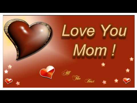 Happy Mothers Day Video Greeting Card 2018 | Love you mom ecard