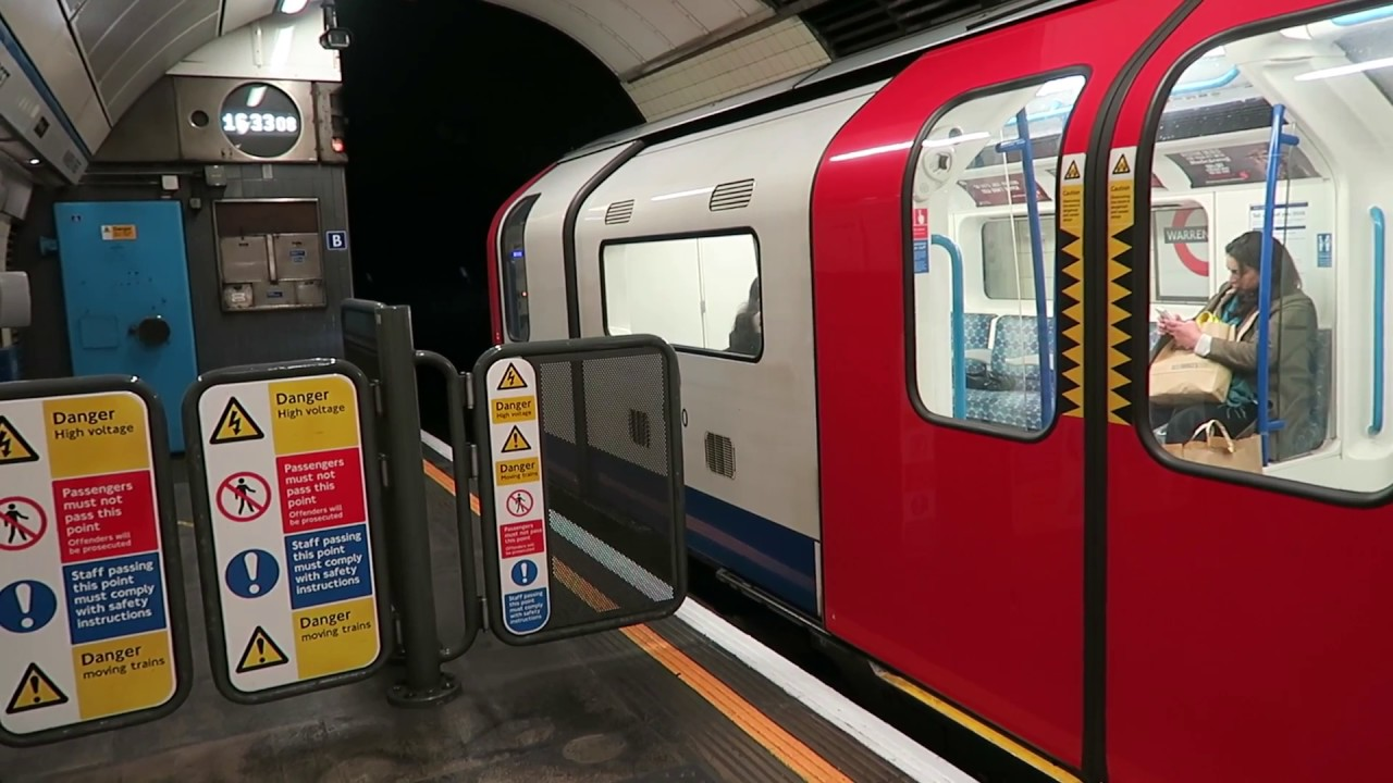 London underground victoria line history betting feuerwehr bettingen eifelsteig