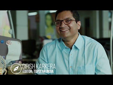 Nexa Journeys on AH1 | Travelers Profile | Girish Karkera