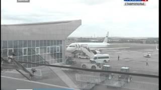 Непогода затормозила рейсы в Ставрополе и Минводах(Самолеты из Минвод и Ставрополя не могли вылететь в Москву из-за ливней и гроз, бушевавших в столице., 2015-07-28T12:33:25.000Z)