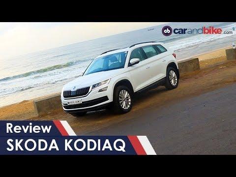 Skoda Kodiaq India Review | NDTV CarAndBike