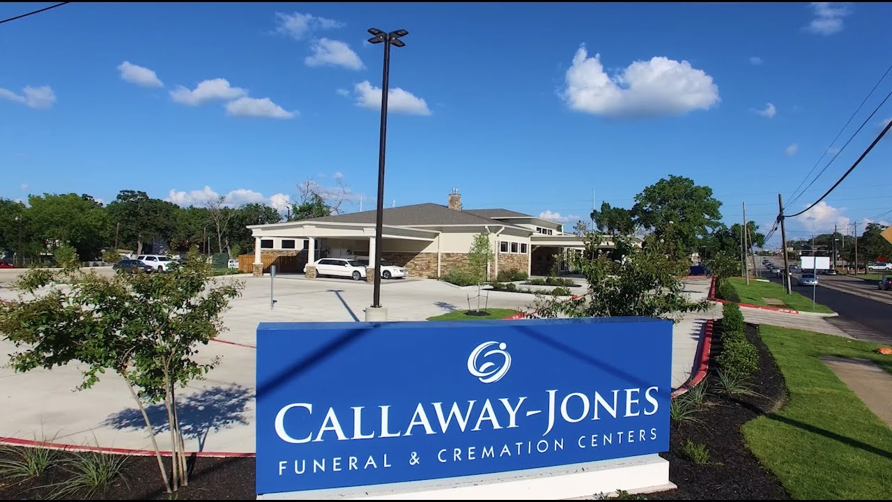 New Callaway Jones Funeral Home Cremation Center Virtual Tour
