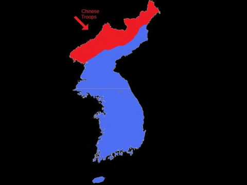 Worksheet. The Korean War in 30 seconds  YouTube